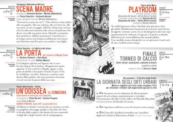 CARLO GAZZI GRAFICA ILLUSTRAZIONE DVNN13 PROGRAMMA 1