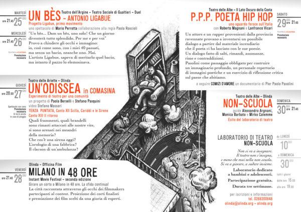 CARLO GAZZI GRAFICA ILLUSTRAZIONE DVNN13 PROGRAMMA 2