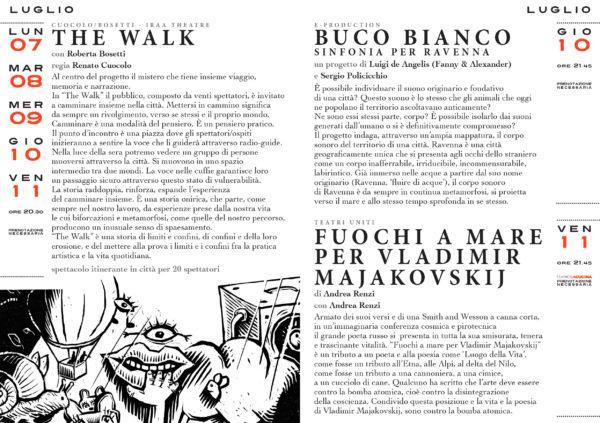 CARLO GAZZI GRAFICA ILLUSTRAZIONE DVNN14 PROGRAMMA 3
