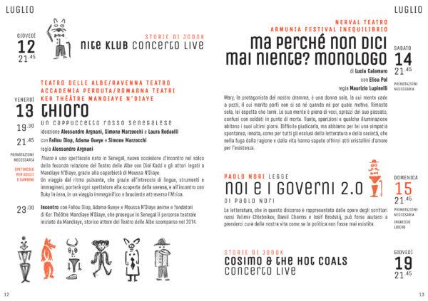 CARLO GAZZI GRAFICA ILLUSTRAZIONE DVNN18 PROGRAMMA 3