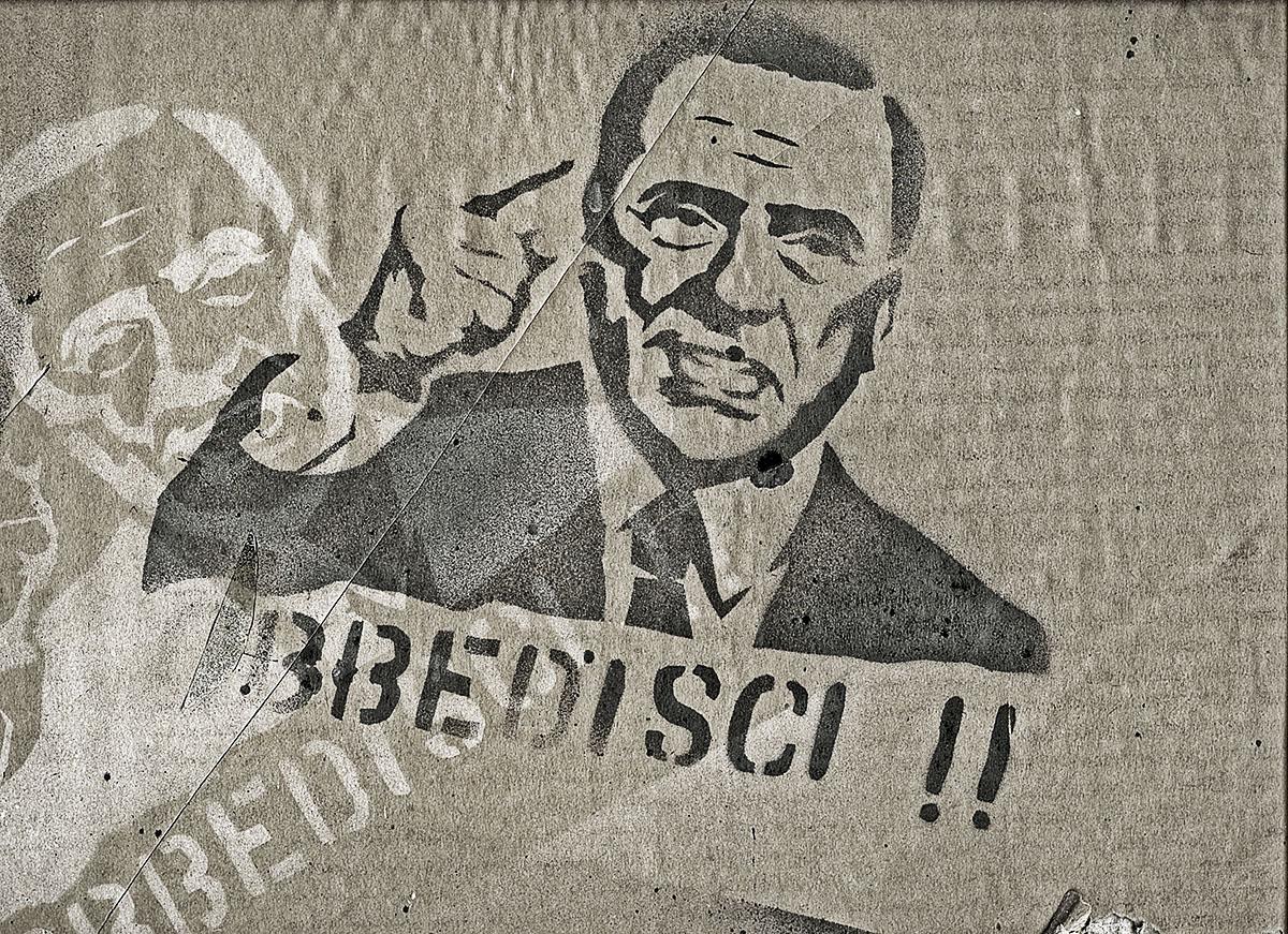 CARLO GAZZI GRAPHIC ILLUSTRATION WEBSITE BERLUSCONI CRIME 2